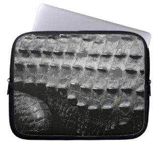 CROCODILE SKIN (laptop sleeve) Laptop Computer Sleeves