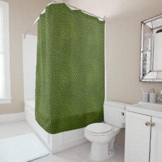 Crocodile Skin Pattern Shower Curtain