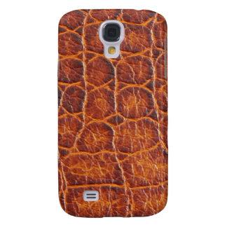 Crocodile Skin Print Galaxy S4 Case