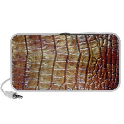 Crocodile Portable Speakers