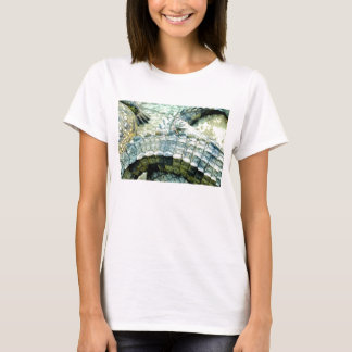 Crocodile Tails and Feet T-Shirt