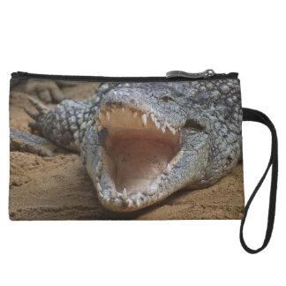 Crocodile Wristlets