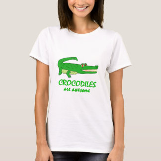Crocodiles are Awesome T-Shirt