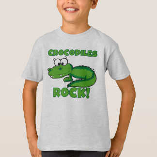 Crocodiles Rock T-Shirt