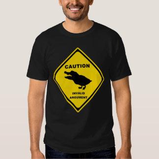 Crocoduck T-Shirt