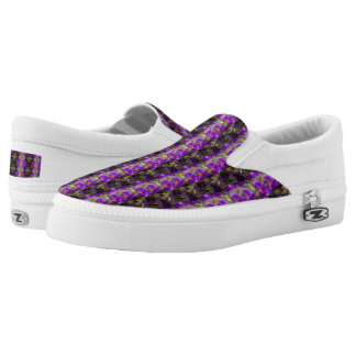 Crocus Tile Slip On Shoes