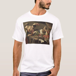 Croesus ReceivingTribute from a Lydian Peasant T-Shirt