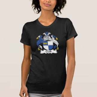 Croft Family Crest Tee Shirt