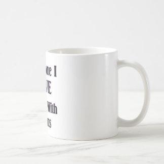 Crohns Disease Basic White Mug