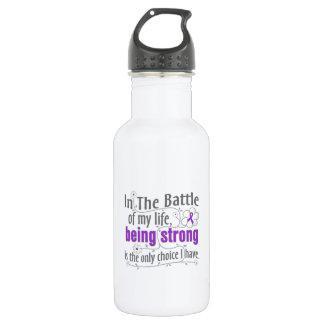 Crohns Disease In The Battle 532 Ml Water Bottle