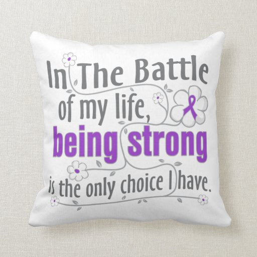 Crohns Disease In The Battle Pillows