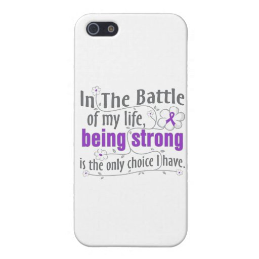 Crohns Disease In The Battle Case For iPhone 5/5S