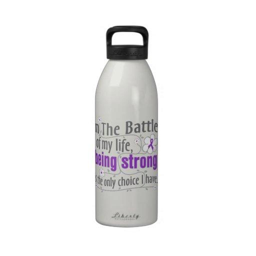 Crohns Disease In The Battle Reusable Water Bottles