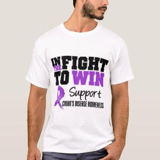 Crohn's Disease In The Fight To Win T-Shirt