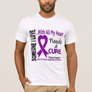 Crohns Disease Needs A Cure 3 T-Shirt