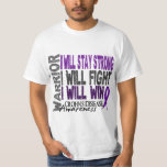 Crohn's Disease Warrior Shirts