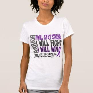 Crohn's Disease Warrior T-shirts