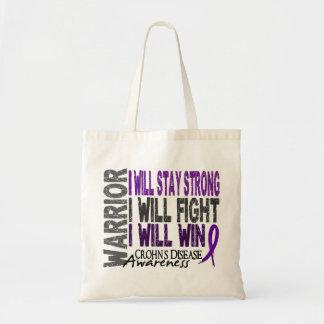 Crohn's Disease Warrior Bag