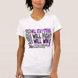Crohn's Disease Warrior Tshirt