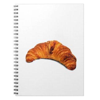 Croissant Notebook