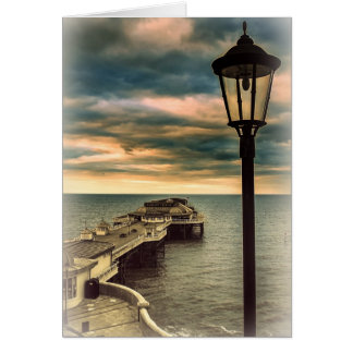 Cromer beach, Norfolk Card