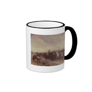 Cromwell at Dunbar 1650 Coffee Mugs