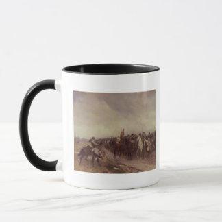Cromwell at Dunbar, 1650 Mug