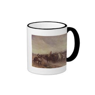 Cromwell at Dunbar, 1650 Ringer Mug