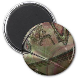 Cronus Fridge Magnet