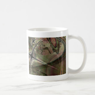 Cronus Classic White Coffee Mug