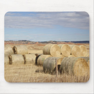 Crook County, Hay Bales 2 Mouse Mat