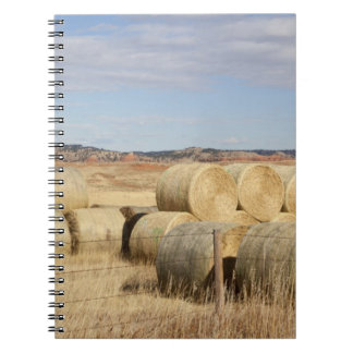 Crook County, Hay Bales 2 Notebooks
