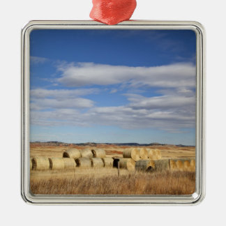 Crook County, Hay Bales Christmas Ornament