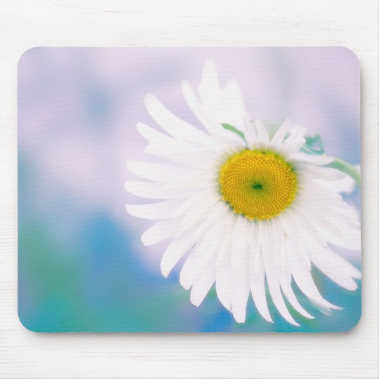Crooked Daisy Mouse Mat