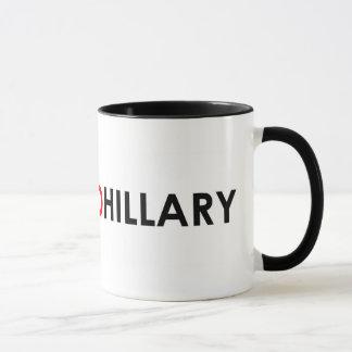 Crooked Hillary Mug