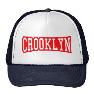 CROOKLYN TRUCKER HAT