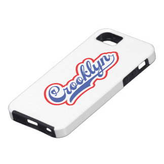 Crooklyn iPhone 5 Cases