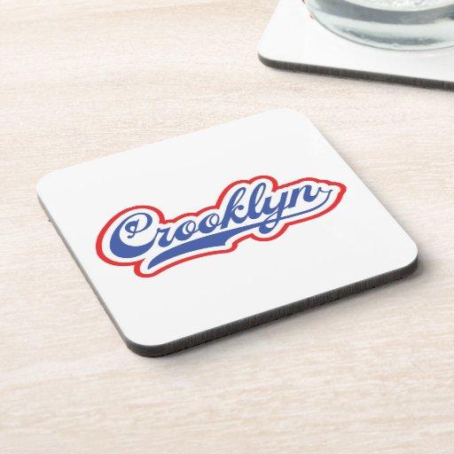 Crooklyn Drink Coaster