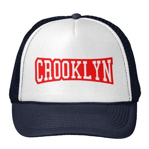 CROOKLYN MESH HATS