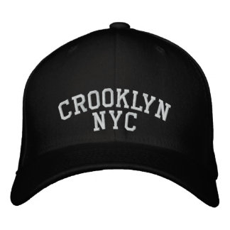 Crooklyn NYC Embroidered Hat