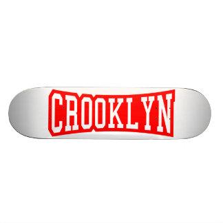 CROOKLYN, NYC SKATEBOARD DECKS