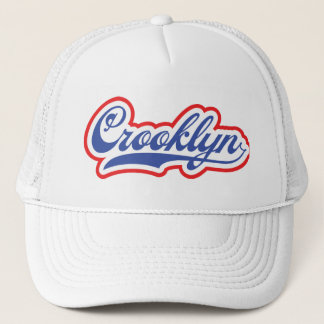 Crooklyn, NYC Trucker Hat