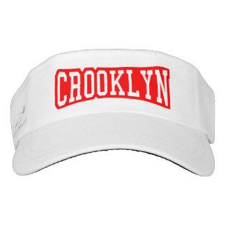 CROOKLYN, NYC VISOR