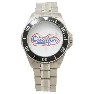 Crooklyn, NYC Wristwatch