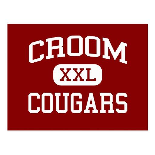 Croom - Cougars - Vocational - Upper Marlboro Postcards