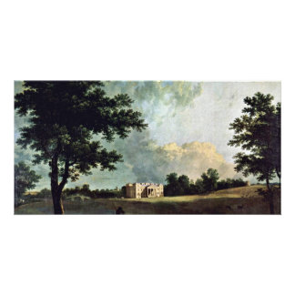 Croome Court In Worcestershire By Richard Wilson Picture Card
