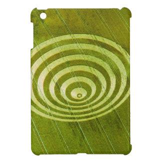 Crop Circle Cissbury Rings 1995 iPad Mini Cover