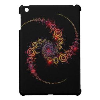 crop circle iPad mini cover