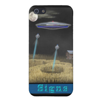Crop Circle poster Cover For iPhone 5