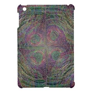 Crop Circles iPad Mini Cover